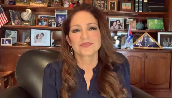 """Gloria Estefan revela que tuvo COVID-19: """"El miedo fue mi mayor problema"""". (Foto: Captura de video)"""