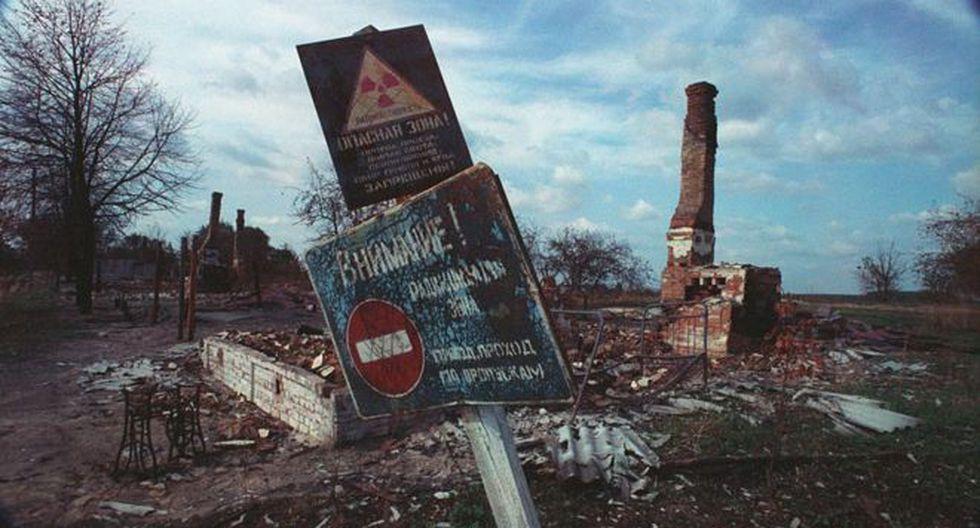 El desastre de Chernóbil en 1986 sigue siendo el accidente nuclear más mortal del mundo. Foto: Getty images, vía BBC Mundo