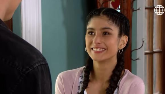 """Francy Pezo interpreta aPorfiria Mayta en""""De vuelta al barrio"""" (Foto: América TV)"""