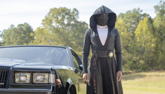 """""""Watchmen"""" se emitió entre octubre y diciembre de 2019 con Regina King y Jeremy Irons como miembros más conocidos de su elenco. (Foto: Difusión)"""