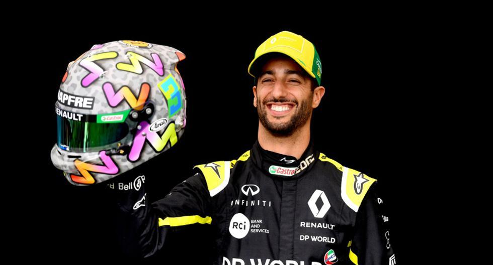 Tras la partida de Carlos Sainz Jr. a Ferrari, el australiano Daniel Ricciardo se ha convertido en el nuevo piloto de McLaren. (Fotos: AFP/Reuters).