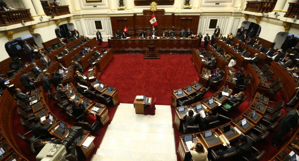 Congresistas de Fuerza Popular y el Apra se mostraron en contra de que los cambios en la inmunidad se hagan a nivel constitucional. (Foto: Alessandro Currarino / GEC)