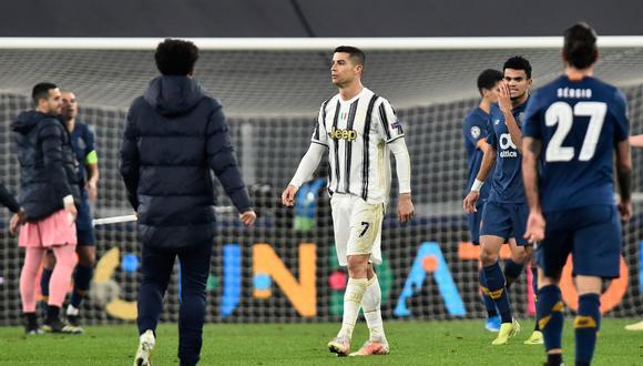 Cristiano Ronaldo no ha podido avanzar más allá de los cuartos de final de la UEFA Champions League desde que dejó Real Madrid. (Foto: Reuters)
