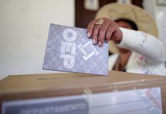 La OEA pide que Bolivia explique por qué se interrumpió el conteo de votos