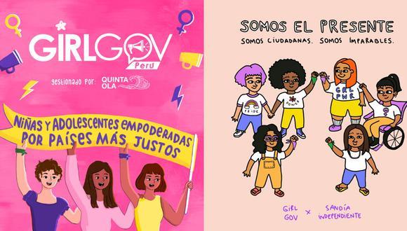 GirlGov Perú es un programa gratuito de empoderamiento político y liderazgo dirigido a niñas y adolescentes cursando secundaria a nivel Nacional.