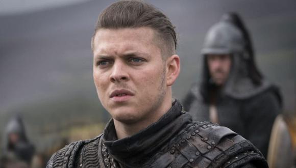 """Ivar el Deshuesado es una de las figuras centrales de los últimos capítulos de """"Vikings"""" (Foto: History Channel)"""