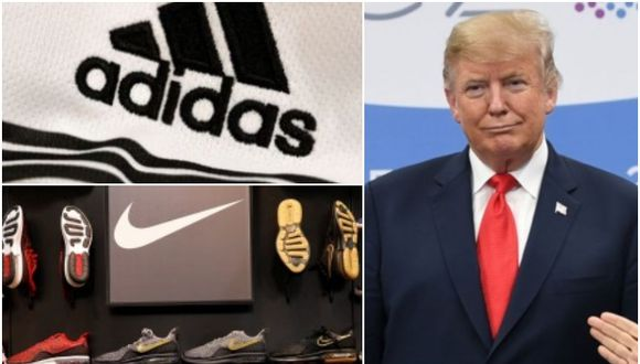Donald Trump propuso la semana pasada los aranceles más altos registrados contra las importaciones de zapatos, como parte de un paquete más amplio de restricciones sobre US$300.000 millones en productos chinos.