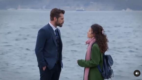¿Levent y Meryem podrán consolidar su amor? (Foto: Ömer: Sueños robados / Stellar Yapım)
