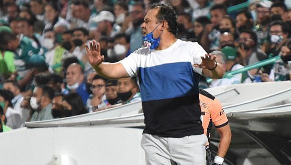 Las claves de Juan Reynoso en la primera final de la Liga MX. (Foto: EFE)