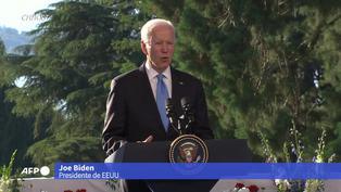 Biden advirtió a Putin que no tolerará ninguna interferencia electoral en EE.UU.