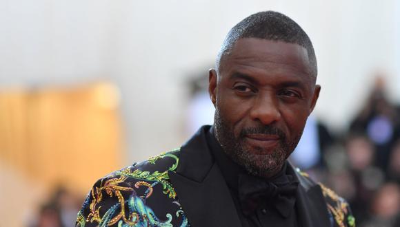 El actor Idris Elba dio algunas reflexiones sobre la cuarentena por coronavirus que vive el mundo. (AFP).