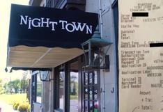 Hombre sorprende al dejar US$3.000 de propina tras pedir una cerveza en un restaurante de Ohio