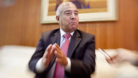 Sensación y realidad: Wilfredo Pedraza, el asesor en seguridad