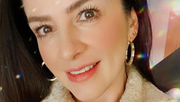 La también actriz dijo que aprendió a vivir con la muerte de su pequeña hija (Foto: Lidia Álvarez / Instagram)