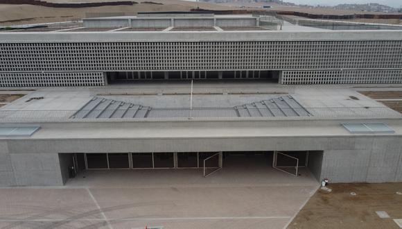El Museo Nacional del Perú empezará una marcha blanca a partir del 27 de julio. (Fuente: César Campos/GEC)