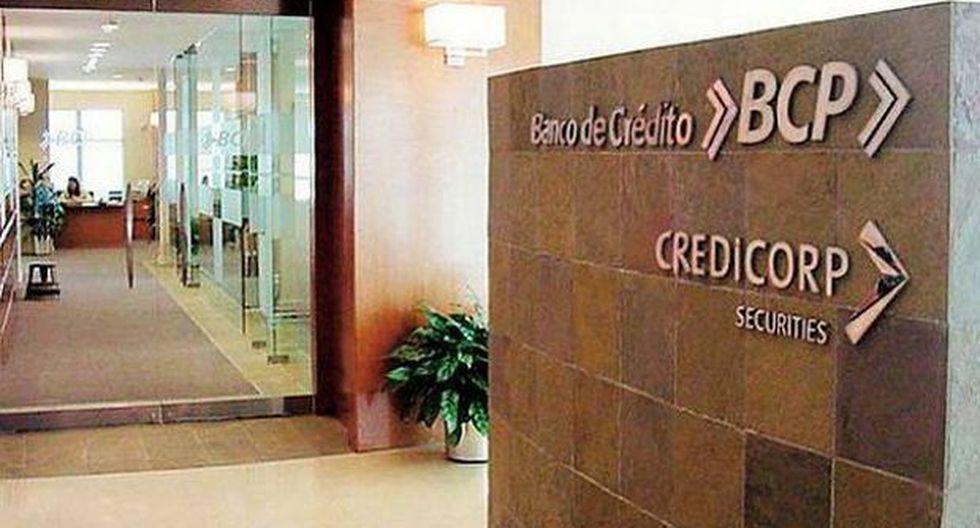 Credicorp desistió del negocio de corretaje de seguros