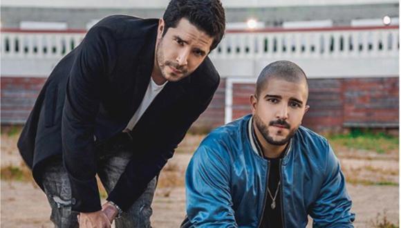 """Cali y el Dandee regresan al """"Colegio"""" con su nuevo disco. (Foto: Instagram)"""