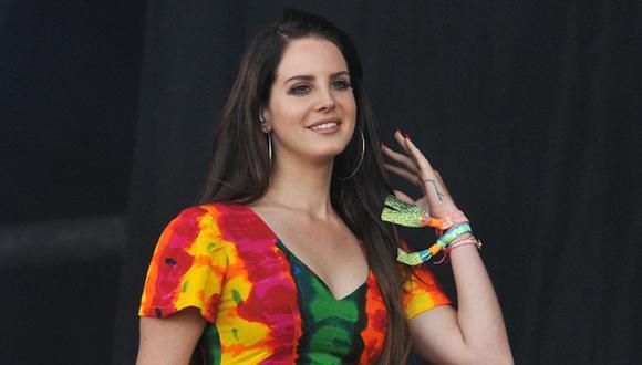 """Lana del Rey consiguió su primer número 1 con """"Ultraviolence"""""""