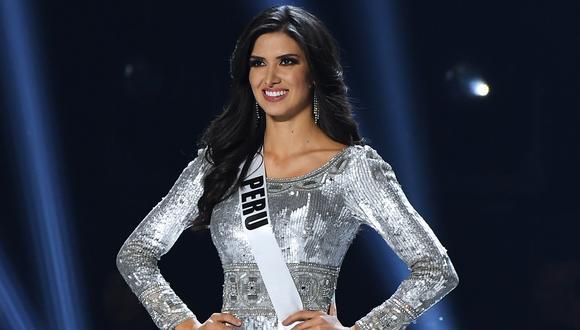 Kelin Rivera, en su paso por Miss Universo 2019, llega al punto más alto de su carrera tras varios años de participar en certámenes de belleza. Foto: AFP.