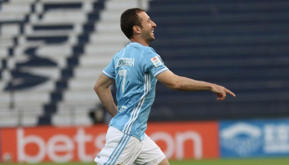 Sporting Cristal enfrentó a Binacional por la Liga 1