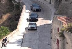 Filtran video de la nueva película de James Bond donde aparece un Aston Martin DB5 | VIDEO
