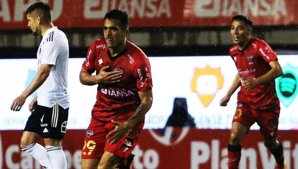 Ñublense goleó a Colo Colo de local en la fecha 6 del Campeonato Nacional 2021 | Foto: Twitter