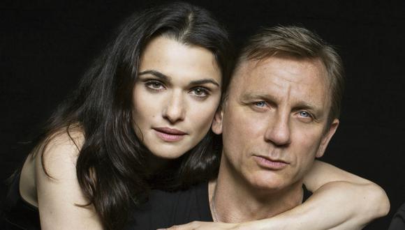 Rachel Weisz y Daniel Craig (Foto: AP)