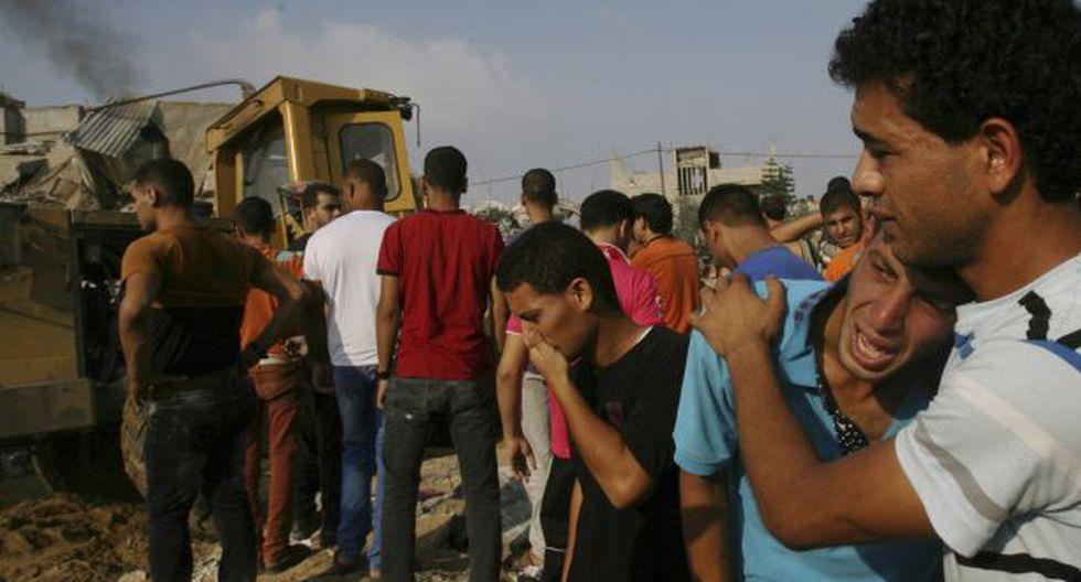 Gaza: 1.230 palestinos han muerto en tres semanas de conflicto