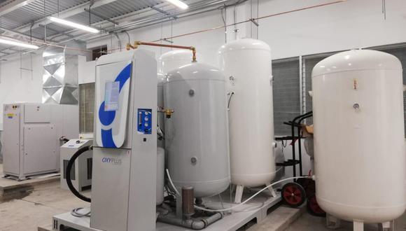 Piura: planta de oxígeno medicinal será inaugurada le lunes en la provincia de Sullana (Foto: Municipalidad Provincial Sullana)
