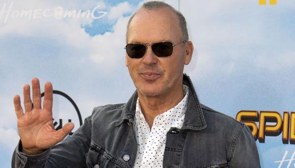 """Michael Keaton podría regresar como """"Batman"""" en la película """"Flash"""". (Foto: AFP)"""