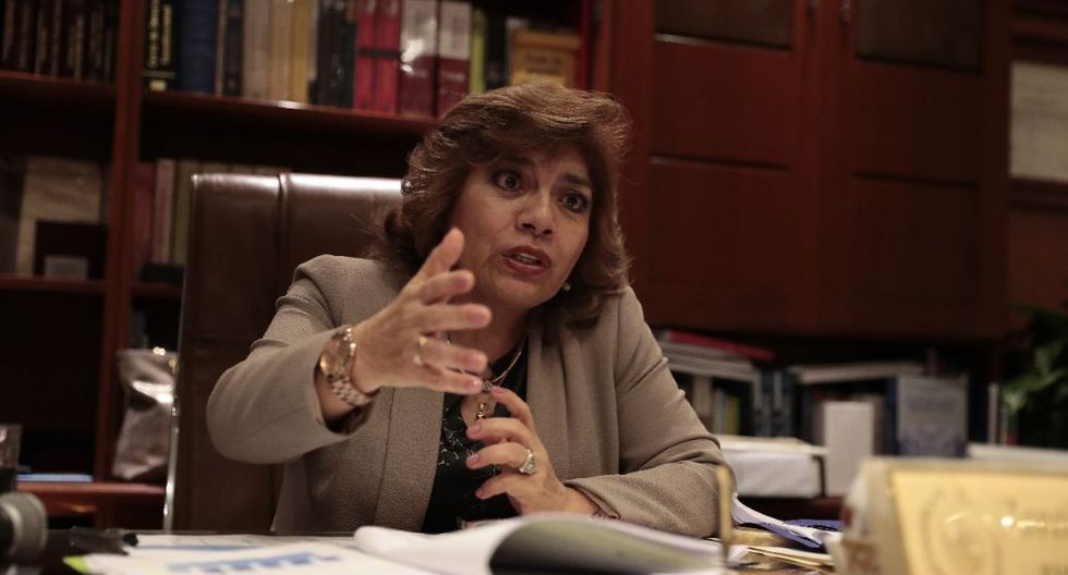 Fiscal de la Nación, Zoraida Ávalos, dispuso la separación del fiscal Ronald Chafloque, detenido junto con César Villanueva