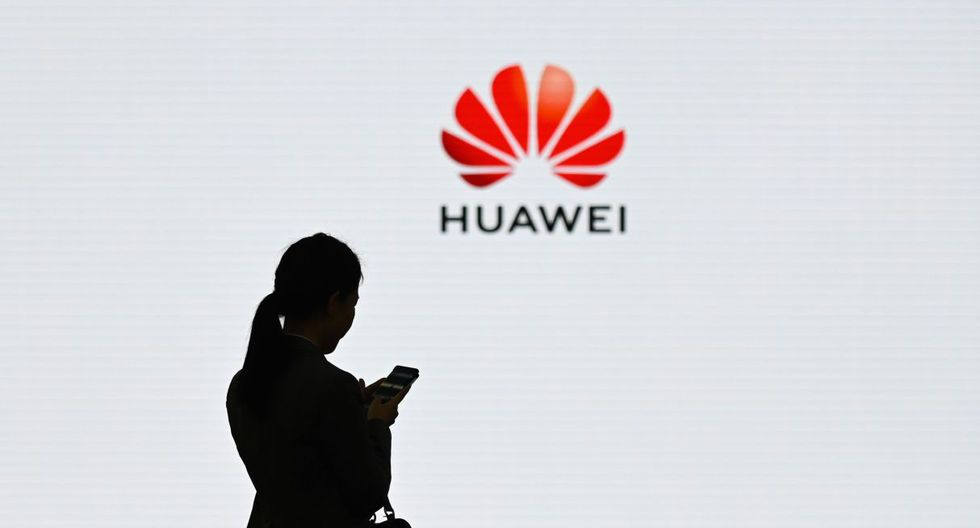Huawei, el fabricante chino que se vio envuelto en una polémica con Estados Unidos. (Foto: AFP)