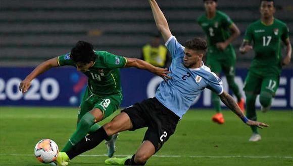 Conoce aquí cómo poder ver el Bolivia vs Uruguay por la fecha 4 de la Copa América 2021. (Foto: AFP)