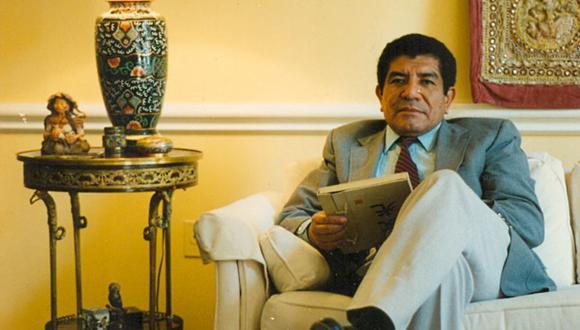 """Entre los libros de Gregorio Martínez destacan """"Tierra de caléndula"""" ( 1975 ) y """"Canto de sirena"""" ( 1977 ). (Foto: USI)"""