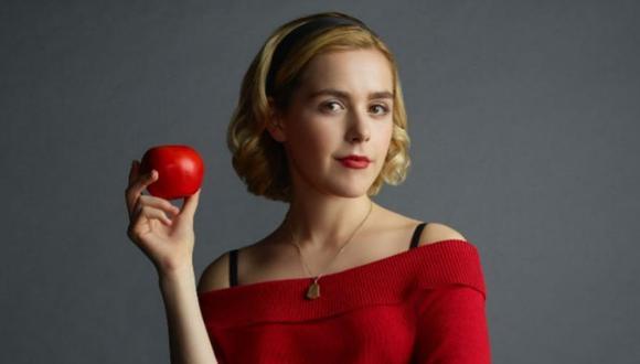"""Sabrina es la nueva reina del inframundo, pero aún tiene batallas que librar en la cuarta temporada de """"El mundo oculto de Sabrina"""" (Foto: Netflix)"""