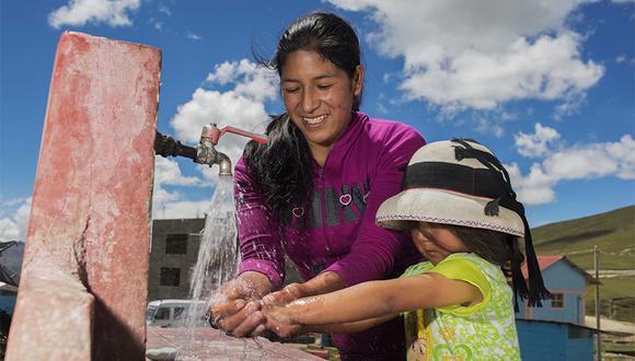 El acceso al agua potable time una relación directa con la presencia de la anemia.