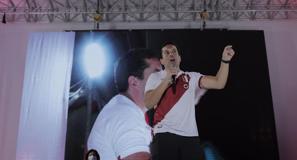 El excongresista Miguel Torres es parte del núcleo político que dirige la campaña electoral que Keiko Fujimori se resiste a dar por concluida. (Foto: Leandro Britto / @photo.gec)