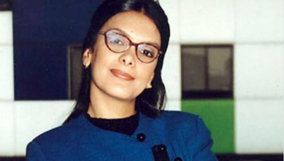 Marcela Posada encarnó hace dos décadas a Sandra, la 'Jirafa' de Ecomoda. Hoy, la actriz contó un secreto muy íntimo (Foto: RCN)