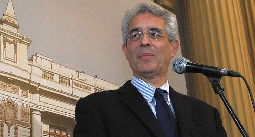 Pedro Cateriano dialogará con Fernando Andrade este jueves