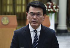 """Alto funcionario de Hong Kong dice que las sanciones de EE.UU. contra líderes chinos son """"salvajes"""""""