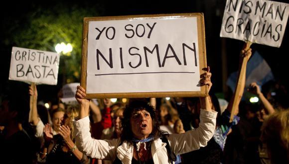 """""""Nisman estaba arrodillado cuando recibió el tiro"""""""