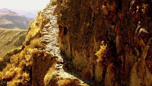 El Qhapaq Ñan o Camino Inca fue declarado patrimonio cultural de la Comunidad Andina. (Foto: Ministerio de Cultura)