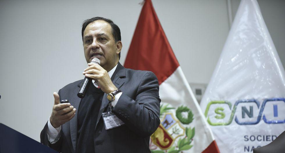 Edwin Chávez, CEO de Siemens Perú