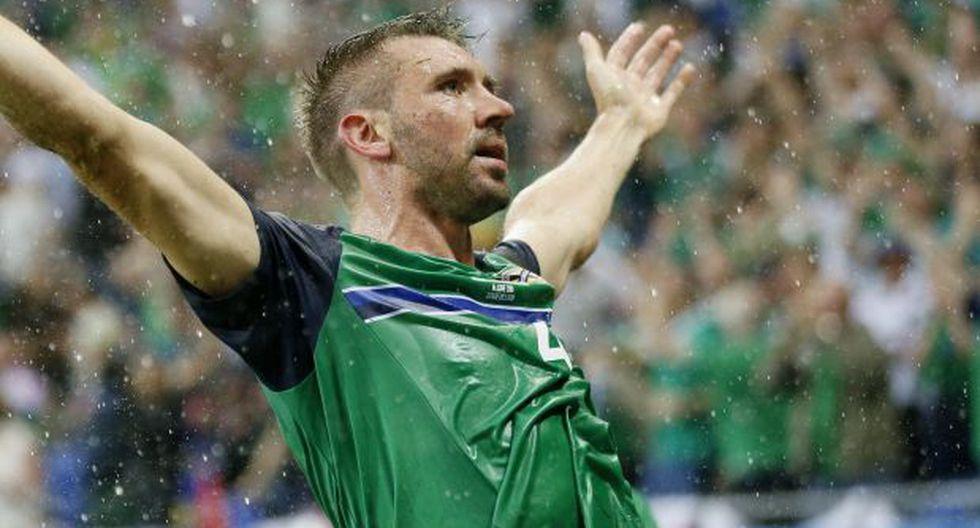 Irlanda del Norte derrotó 2-0 a Ucrania por la Eurocopa 2016