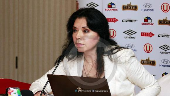 "Rocío Chávez: ""Ángel Comizzo abandonó al equipo"""