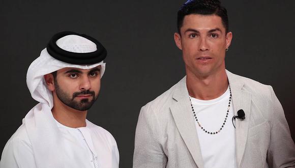 Cristiano Ronaldo gana por sexta vez el premio Globe Soccer a mejor jugador. Foto: EFE
