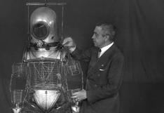 Emilio Herrera, el aviador que inventó el traje espacial 30 años antes que la NASA