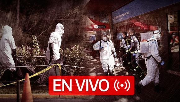Coronavirus EN VIVO en el mundo | Sigue las últimas noticias y conoce las cifras actualizadas de muertes y contagiados de Covid-19 en América, Europa y el resto del mundo, hoy sábado 23 de mayo de 2020 | Foto: Diseño GEC