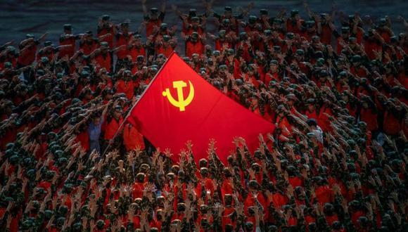 China celebra este año el centenario del Partido Comunista. (Foto: Getty Images).