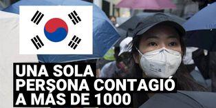 """""""Paciente 31"""": ¿Cómo una sola persona contagió de coronavirus a más de 1000 en Corea del Sur?"""